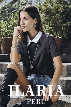 Ofertas de Ilaria en el catálogo de Ilaria ( 10 días más)