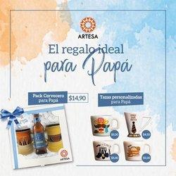 Ofertas de Hogar y Muebles en el catálogo de Artesa ( 13 días más)