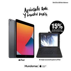 Ofertas de Tecnología y Electrónica en el catálogo de Mundomac en Cuenca ( 2 días más )