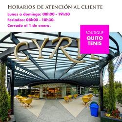 Cupón Cyril Boutique en Montecristi ( 2 días publicado )