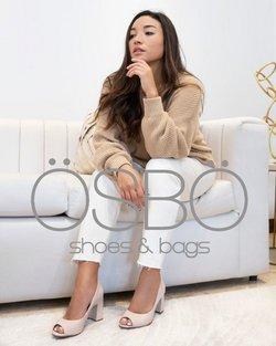Ofertas de Ösbö Shoes & Bags en el catálogo de Ösbö Shoes & Bags ( 6 días más)