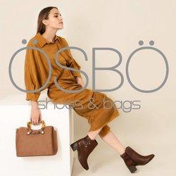 Ofertas de Ösbö Shoes & Bags en el catálogo de Ösbö Shoes & Bags ( 29 días más)