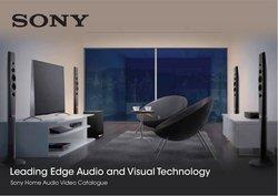 Catálogo Sony ( Más de un mes)