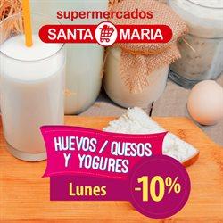 Ofertas de Supermercados en el catálogo de Santa Maria en Milagro ( Más de un mes )