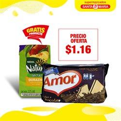 Ofertas de Supermercados en el catálogo de Santa Maria en Manta ( Publicado ayer )