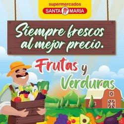 Ofertas de Supermercados en el catálogo de Santa Maria en Quito ( Caduca hoy )