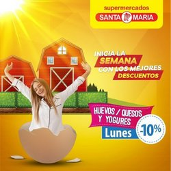 Ofertas de Santa Maria en el catálogo de Santa Maria ( Vence mañana)