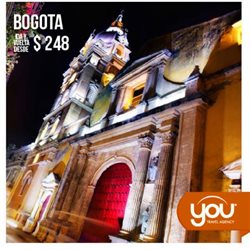 Ofertas de You Travel  en el folleto de Quito