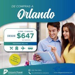 Ofertas de Viajes y Ocio en el catálogo de Delgado Travel ( 20 días más)