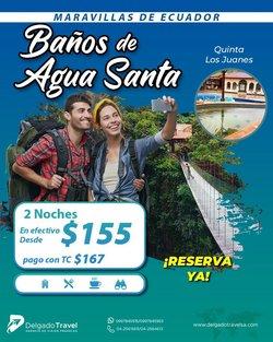 Ofertas de Viajes y Ocio en el catálogo de Delgado Travel ( Publicado ayer)