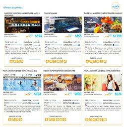 Ofertas de Viajes y Ocio en el catálogo de Sol Caribe en Quito ( Más de un mes )