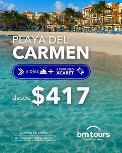 Ofertas de Viajes y Ocio en el catálogo de BM Tours en Cuenca ( 17 días más )