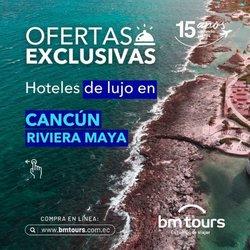 Ofertas de Viajes y Ocio en el catálogo de BM Tours ( 27 días más)