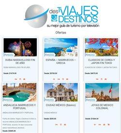 Ofertas de Viajes y Ocio en el catálogo de Viajes y Destinos en Quito ( 13 días más )