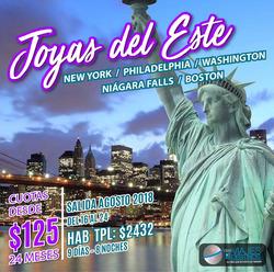 Ofertas de Viajes y Destinos  en el folleto de Ibarra