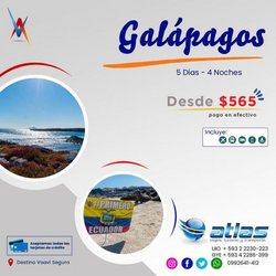 Ofertas de Viajes y Ocio en el catálogo de Atlas Viajes ( 2 días más)