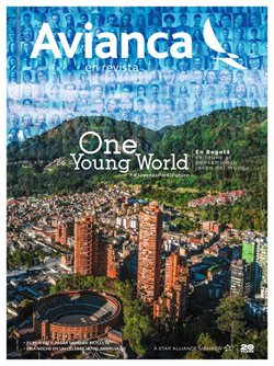 Ofertas de Avianca  en el folleto de Quito