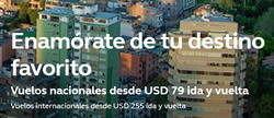 Ofertas de Avianca  en el folleto de Quito