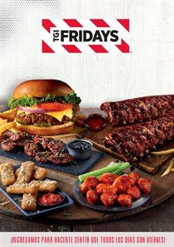 Ofertas de Restaurantes en el catálogo de TGI Fridays en Manta ( Caduca mañana )