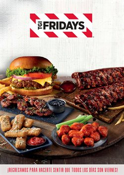 Ofertas de Restaurantes en el catálogo de TGI Fridays en Rocafuerte ( Caduca hoy )