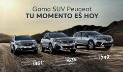 Ofertas de Peugeot  en el folleto de Quito