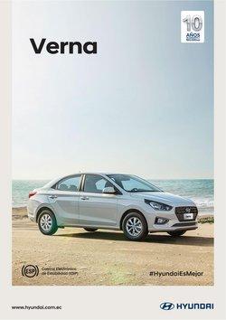 Catálogo Hyundai ( Más de un mes)