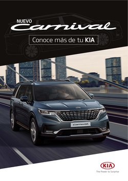 Catálogo Kia ( Más de un mes)