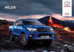 Catálogo Toyota en Cuenca ( Más de un mes )