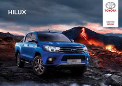 Ofertas de Toyota  en el folleto de Riobamba