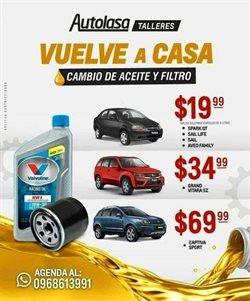 Ofertas de Carros, Motos y Repuestos en el catálogo de Autolasa en Chone ( 16 días más )