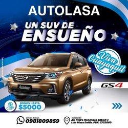 Ofertas de Carros, Motos y Repuestos en el catálogo de Autolasa ( Vence hoy)