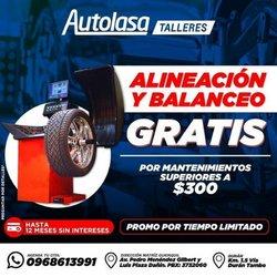Ofertas de Carros, Motos y Repuestos en el catálogo de Autolasa ( 11 días más)