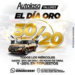 Ofertas de Carros, Motos y Repuestos en el catálogo de Autolasa ( 2 días más)