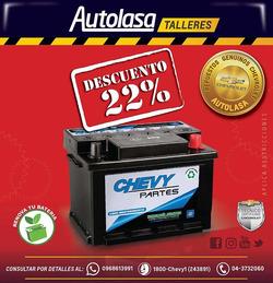 Ofertas de Autolasa  en el folleto de Guayaquil