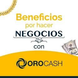 Ofertas de OroCash en el catálogo de OroCash ( 21 días más)