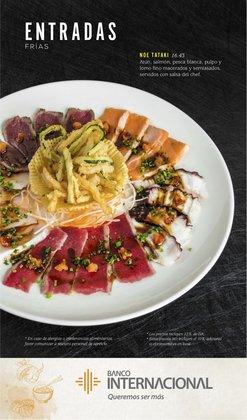 Catálogo Noe Sushi Bar en Duran ( Caducado )