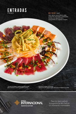 Catálogo Noe Sushi Bar ( 26 días más )