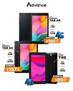 Ofertas de Samsung en el catálogo de Advance ( 6 días más)