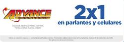 Ofertas de Advance  en el folleto de Guayaquil