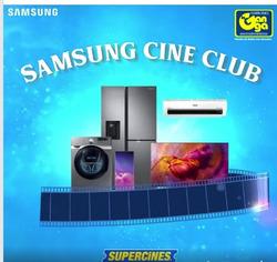 Ofertas de Samsung  en el folleto de Quito
