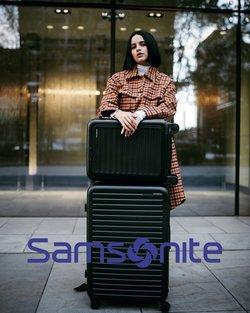 Ofertas de Samsonite en el catálogo de Samsonite ( 5 días más)
