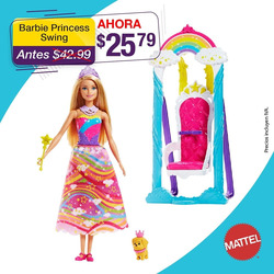 Ofertas de Barbie  en el folleto de Quito