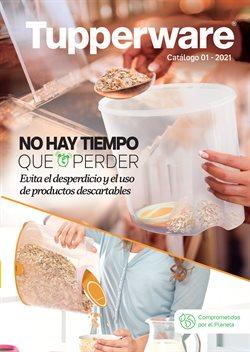 Ofertas de Hogar y Muebles en el catálogo de Tupperware en Pichincha ( Caduca mañana )