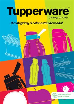 Catálogo Tupperware ( 2 días publicado )