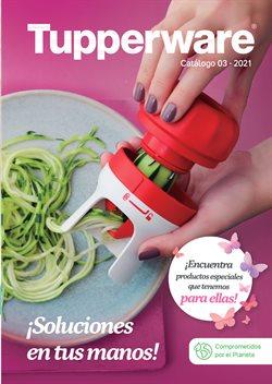 Ofertas de Hogar y Muebles en el catálogo de Tupperware en Cuenca ( 9 días más )