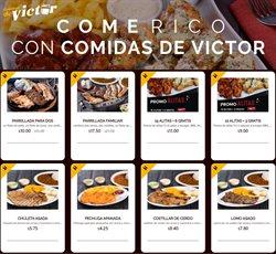 Ofertas de Restaurantes en el catálogo de Comidas De Victor en Manta ( Caduca mañana )