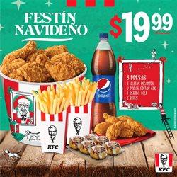 Catálogo KFC ( 2 días publicado )