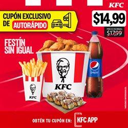 Catálogo KFC ( Caducado )