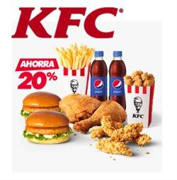 Ofertas de Restaurantes en el catálogo de KFC en Montecristi ( 4 días más )