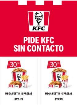 Ofertas de Restaurantes en el catálogo de KFC ( 17 días más)